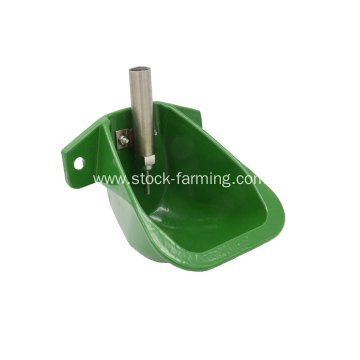 Cast Iron Saving Water Drinking Bowl livestock farming